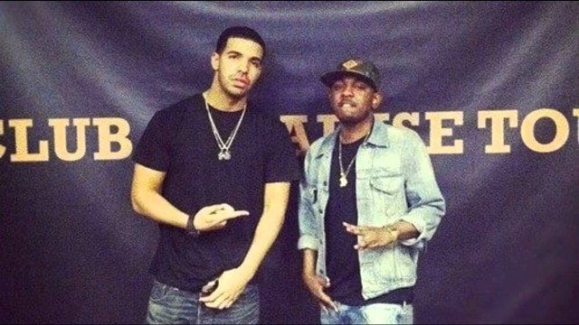 drake and kendrick lamar