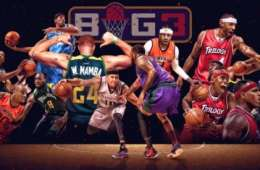 Ice Cube, Rashard Lewis, and Gary Payton In Seattle for Big 3 Playoffs