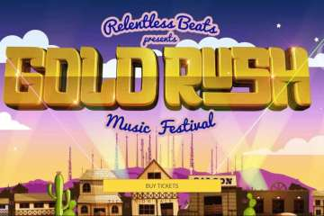 Dillon Francis, A-Trak And Fransis Derelle Announced for Gold Rush Festival