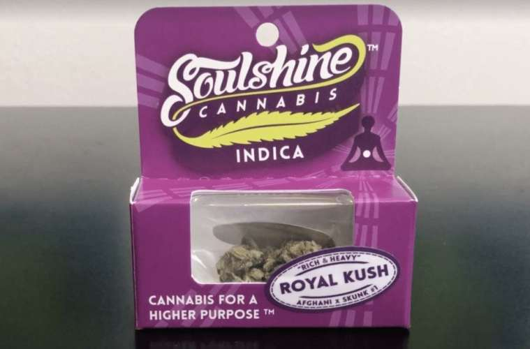 A Review of Soulshine Cannabis Royal Kush Strain | Recreational 420