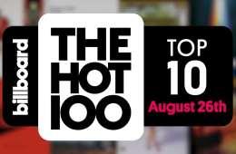 Billboard Hot 100 - August 26, 2017