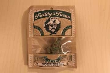 Marijuana, Sour D