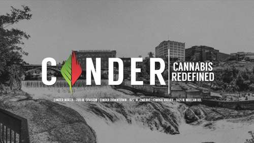 Best Pot Shops Spokane: Cinder