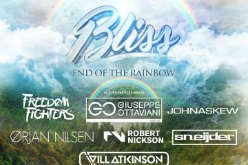 USC Events Announces Lucky 2018 Lineup & Bliss Stage