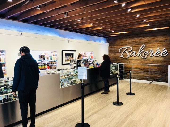 The Bakeréé Carries Many Of Washington's Best Cannabis Products