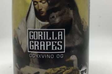 Gorilla Grapes