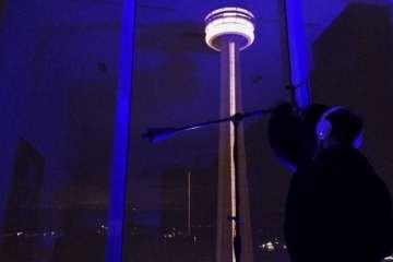 new Drake album recording in Toronto studio