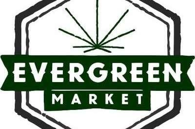 Evergreen Market pot shops