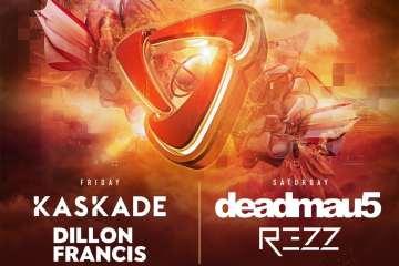 Das Energy 2018 Announced!! Ft. Kaskade, Deadmau5, Ress + More