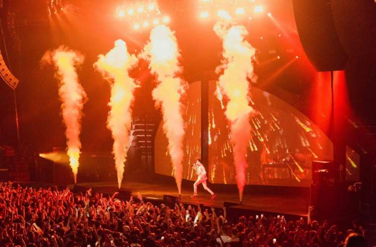 G-Eazy Sells Out Kent ShoWare Center