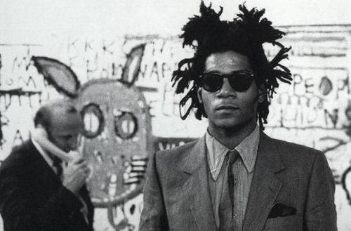 """Jean-Michel Basquiat's $110m Painting """"Untitled"""" Makes Its Way To Seattle"""