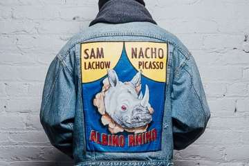Listen To Sam Lachow and Nacho Picasso's New Single Albino Rhino