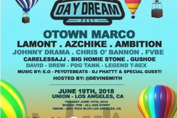 DayDream Festival: Wavestation Partners With RMR For First LA Event!
