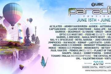 These Are The Paradiso 2018 Trance Sets You Cannot Miss