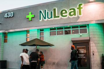 NuLeaf Is Your Go-To Top Shelf Dispensary Off The Strip In Las Vegas