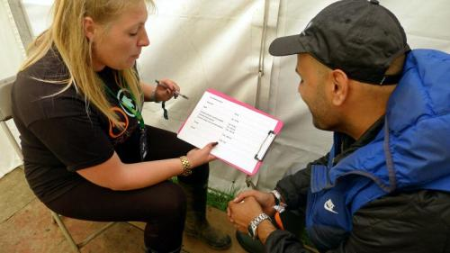Test results being reviewed by The Loop at Kendal Calling
