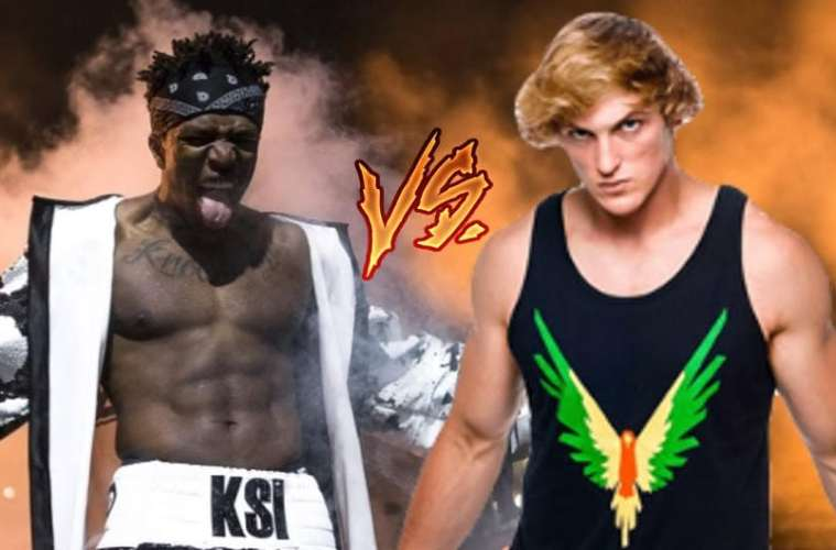 logan paul vs ksi youtube boxing