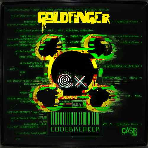 "UK Artist Goldfinger Drops New Glitch/Hip Hop Track ""CODEBREAKER"""