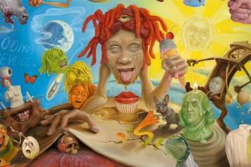 Trippie Redd Shines On His New Album Titled Life's a Trip