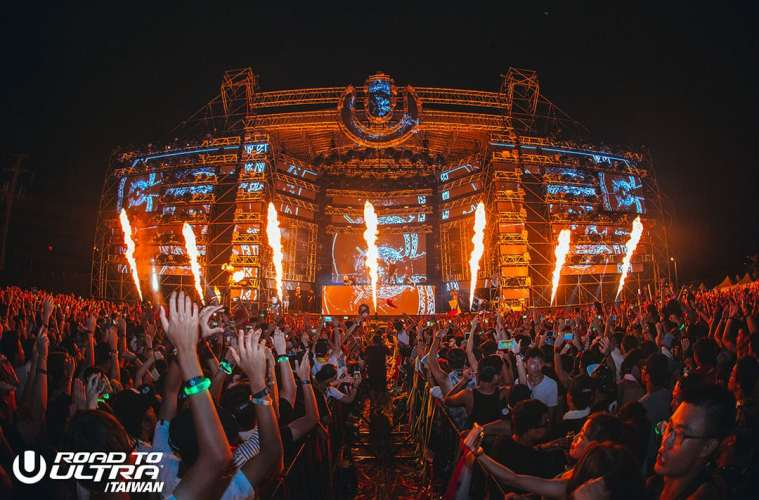 Ultra Is Set To Bring An Insane EDM Lineup To Taiwan