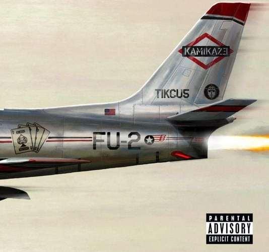 Eminem Surprises Everyone By Dropping His Album Kamikaze