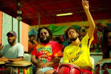 "Dreamville Rapper Bas Teams Up With J. Cole On New Song ""Tribe"""
