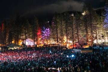 SnowGlobe Music Festival in California Drops MASSIVE 2018 Lineup