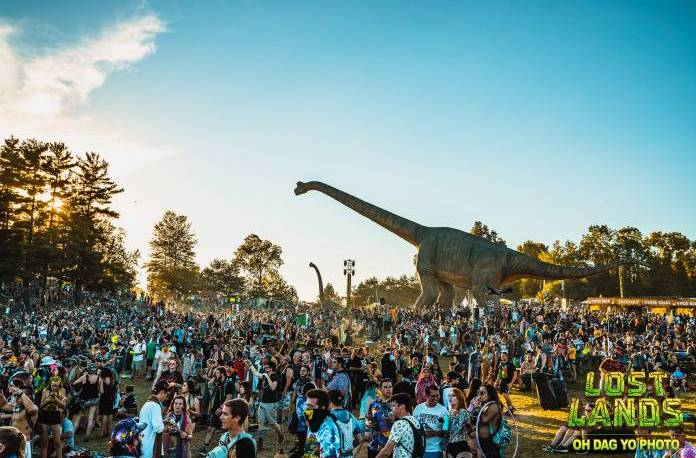 Official: Lost Lands Music Festival Confirms 2 Dead