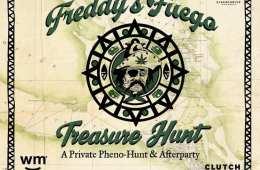 Freddy's Fuego Treasure Hunt