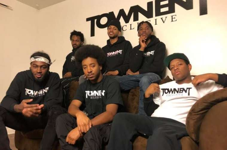 """TownENT """"The Cypher"""" (Official Music Video) 