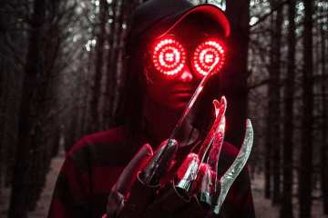 Rezz Drops Trippy Halloween Audio/Visual Mix With All New Music