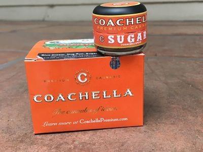 Blue Dream Concentrate Review (Prod. Coachella Premium Cannabis)