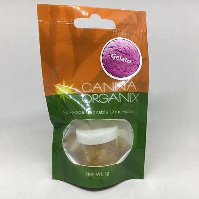 What Makes Gelato From Canna Organix So Dank?