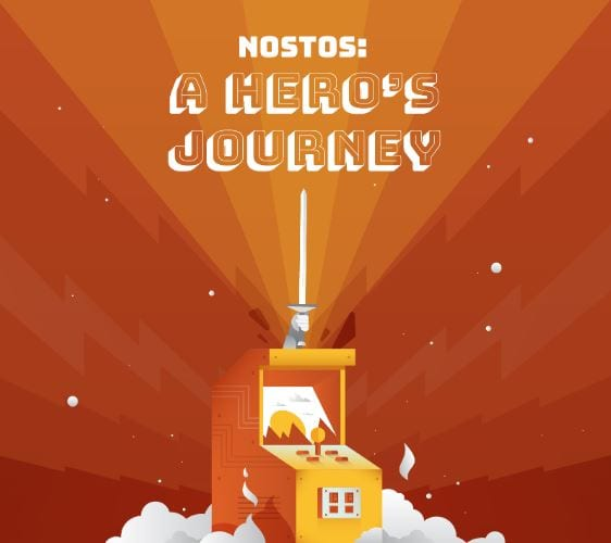 Marshall Law Band Debut EP Nostos: A Hero's Journey