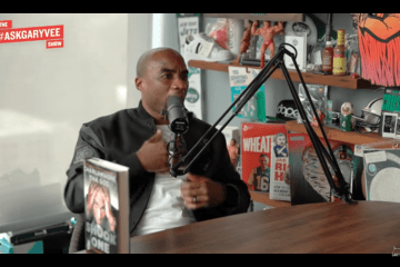 Charlamagne the God Discusses Mental Health & Anxiety On The #ASKGARYVEE Show With Gary Vaynerchuk