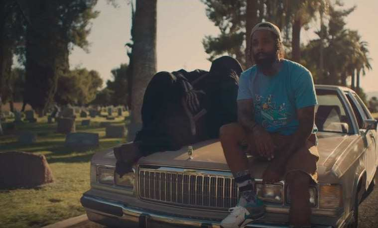 """Cash Lansky Hits The Streets With The Grim Reaper In New Video """"OPP"""""""