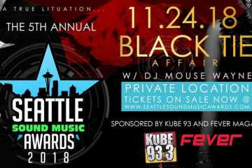 Scope The Seattle Sound Music Awards Top 5 Nominees For 2018