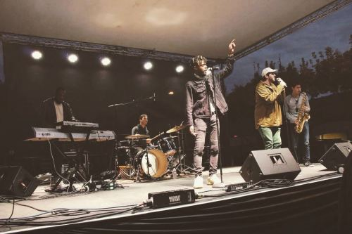 Cosmos Is Seattle's Spacey Hip-Hop Group Fronted By Campana