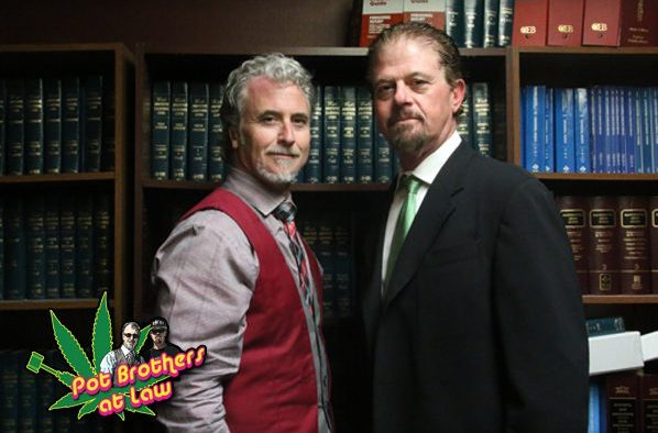 """""""Shut The Fuck Up"""" Is The Best Legal Advice You've Ever Heard (Ft. Pot Brothers at Law)"""