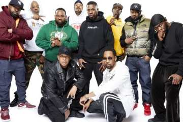Wu-Tang Clan Announce First Two Shows of 2019 Tour