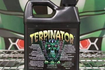 Terpinator Brings Out the Terpenes
