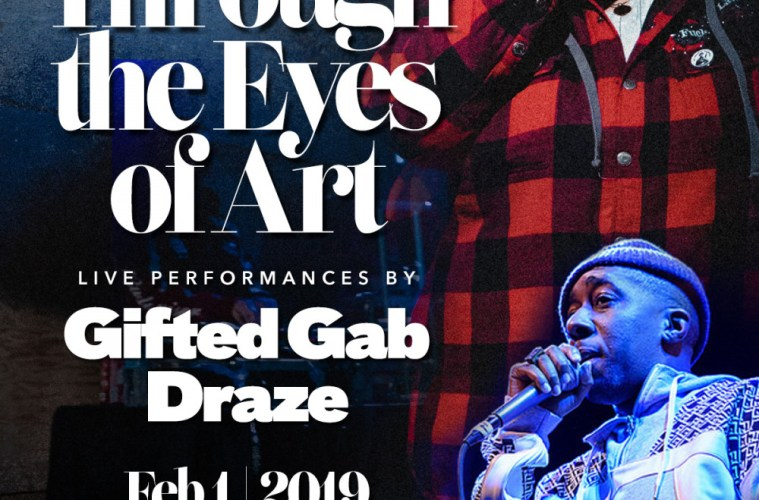 Gifted Gab and Draze To Perform At MoPop On February 1st