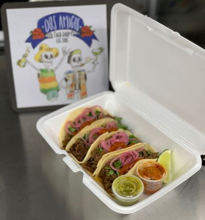 Dos Amigos Tacos Makes Mexican Food With Fresh Local Ingredients