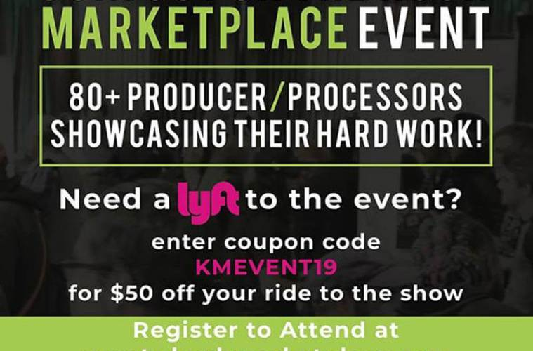 Kush Marketplace Returns To The Lynnwood Convention Center March 6