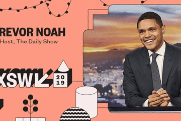Comedy Central At SXSW 2019—Trevor Noah, Broad City, And More!