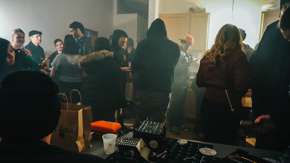 RMR's 8 Year Anniversary Weekend Celebrates Hip-Hop And Cannabis