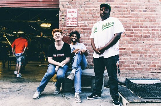 "Injury Reserve Drops Off New Banger ""Jailbreak The Tesla"" Featuring Aminé"
