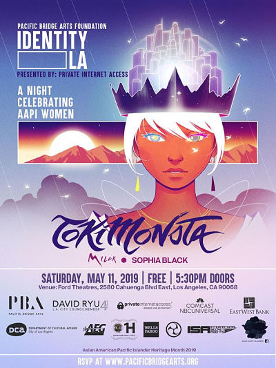 TOKiMONSTA Is Headlining IDENTITY LA