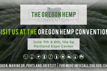 Oregon Hemp Convention Is A Great Opportunity To Connect With The Hemp Industry
