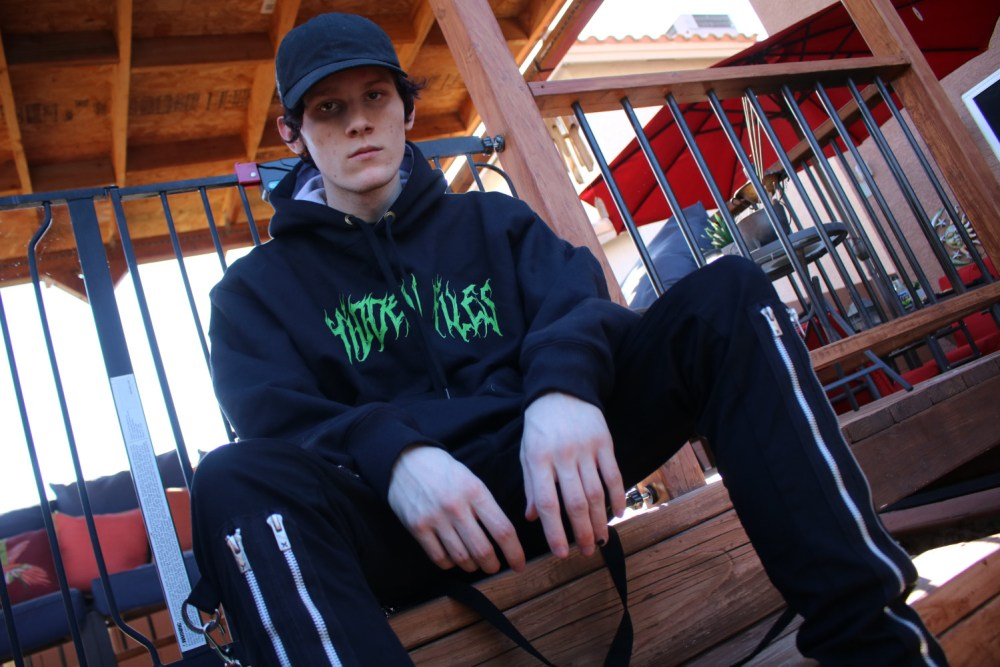 """Nevada's Lil Tytan Releases New Psychadelic EP """"After Midnight"""""""